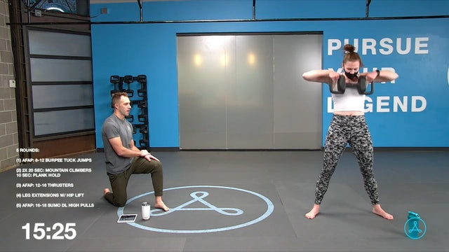 60-Minute Circuit with Coach Tyler (041621)