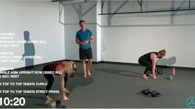 45-Minute Strength with Coach Brock (111220)