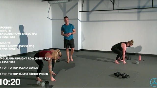 45-Minute Strength with Coach Brock (...