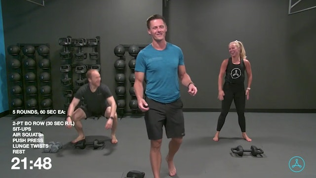 60-Minute Circuit with Coach Brock (081820)
