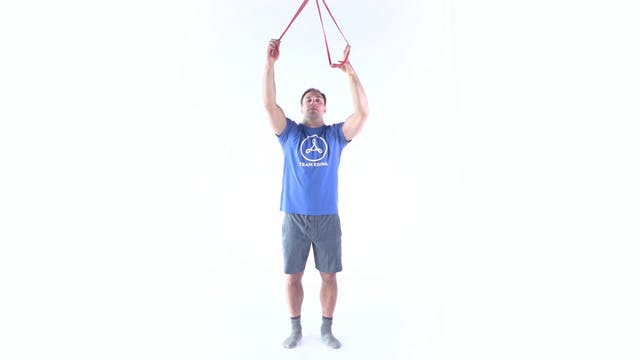 Banded Tricep Extensions