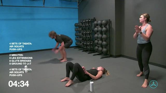 30-Minute Cardio with Coach Rachel (072920)