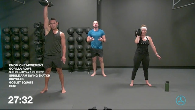 45-Minute Circuit with Coach Ben (082320)