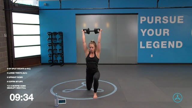 30-Minute Strength with Coach Christy...