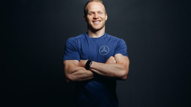 Live Strength with Coach Konnor at 6:30AM CST