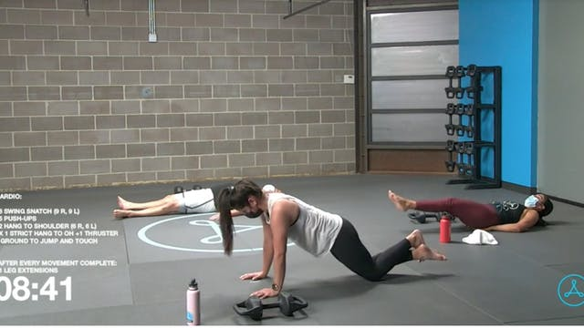 45-Minute Cardio with Coach Chelsea (...