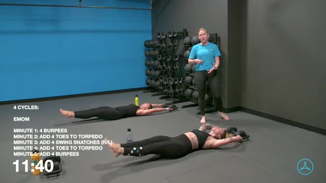 45-Minute Cardio with Coach Alex (090...