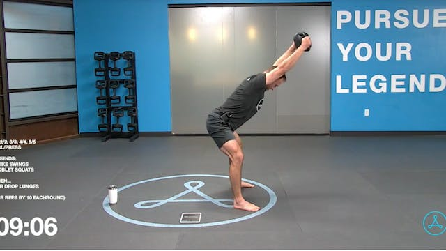 60-Minute Strength with Coach Tyler (...