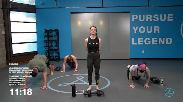 30-Minute Circuit with Coach Devyn (0...
