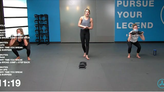 45- Minute Cardio with Coach Sarah (1...
