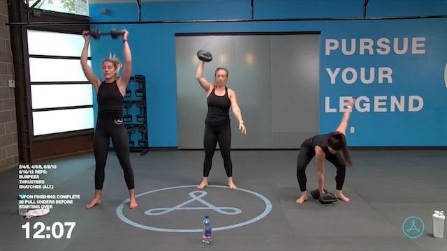 45-Minute Circuit with Coach Hali (070921)