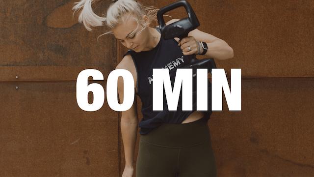 60-Minute Classes