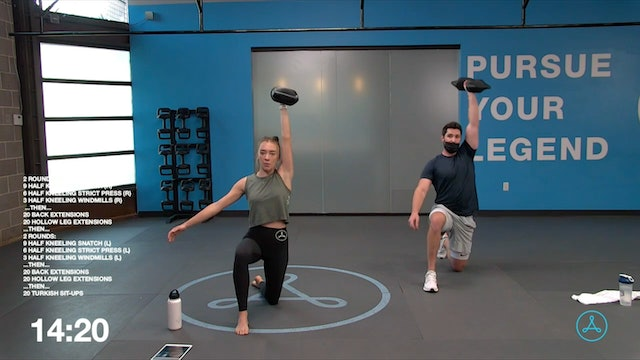 45-Minute Strength with Coach Alani (041921)