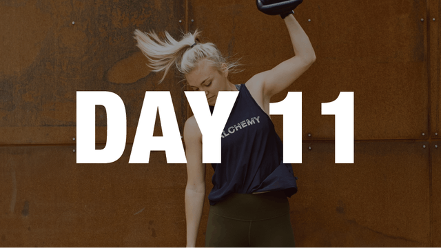 Day 11: 14-Day Jump Start Challenge (A20)