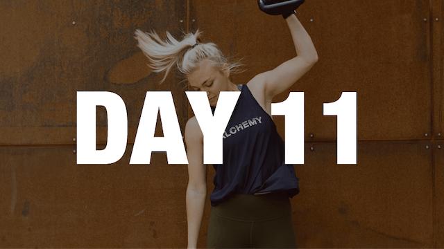 Day 11: 14-Day Jump Start Challenge (...