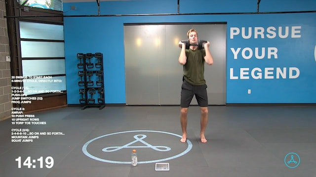 60-Minute Circuit with Coach Chris (052821)
