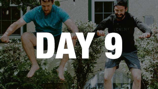 Day 9: 14-Day Jump Start Challenge (A20)
