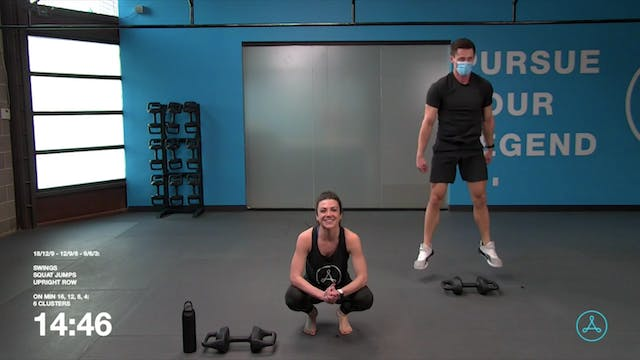 45-Minute Cardio with Coach Devyn (12...