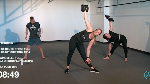 30-Minute Strength with Coach Leah (110920)