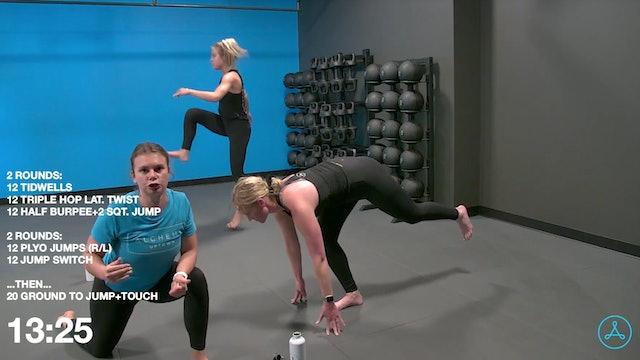 30-Minute Cardio with Coach Rachel (071020)