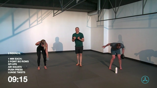 30-Minute Circuit with Coach Konnor (110220)