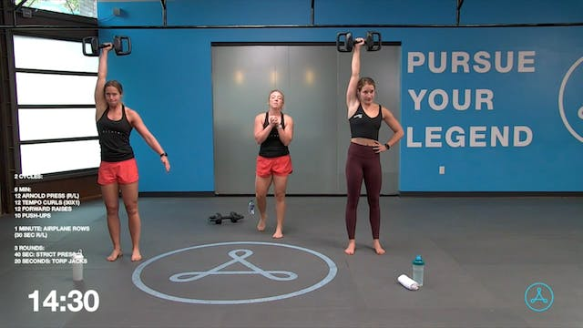 45-Minute Strength with Coach Hali (0...