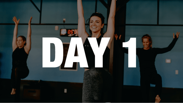 Day 1: 14-Day Jump Start Challenge (A10)