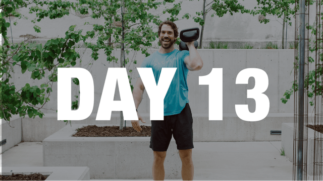 Day 13: 14-Day Jump Start Challenge (A20)