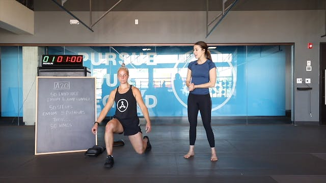 45-Minute Cardio with Coach Laura (06...
