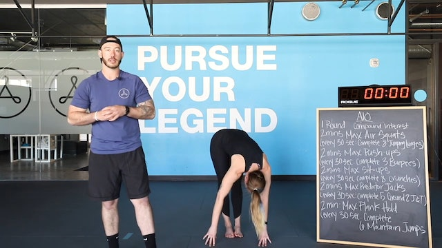 Bodyweight A10: May 13, 2020