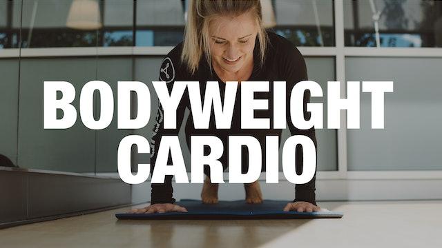 30-Minute Bodyweight Cardio Class