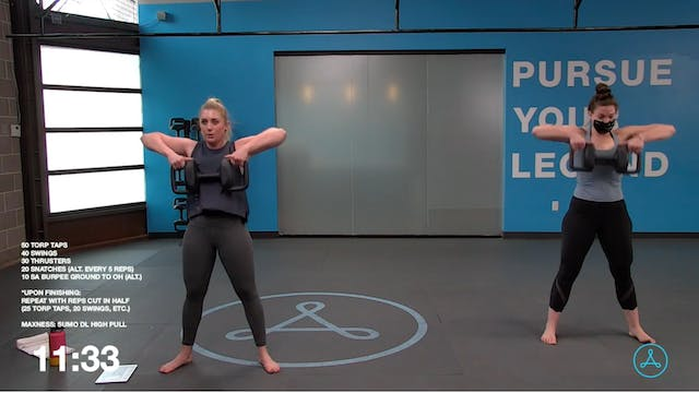 30-Minute Cardio with Coach Lauren