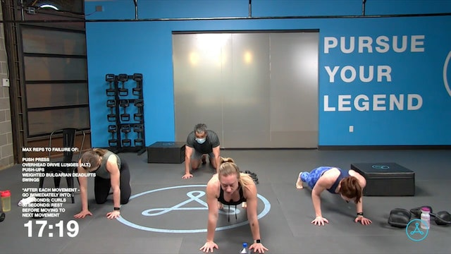 45-Minute Strength with Coach Hali (013021)
