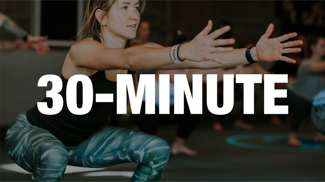 30-Minute Bodyweight Workouts