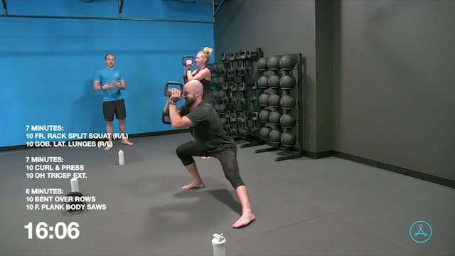 45-Minute Cardio with Coach Konnor (0...