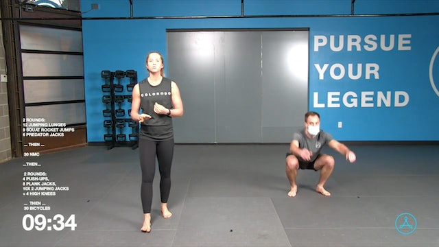 30-Minute Cardio with Coach Christy (122820)