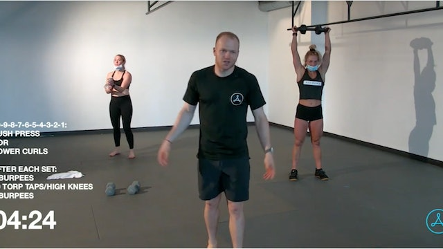 30-Minute Cardio with Coach Konnor (113020)