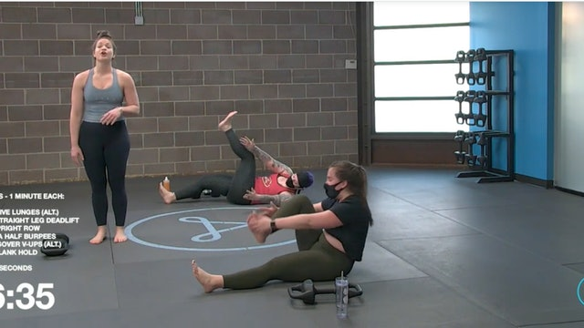 60-Minute Circuit with Maytal (022221)