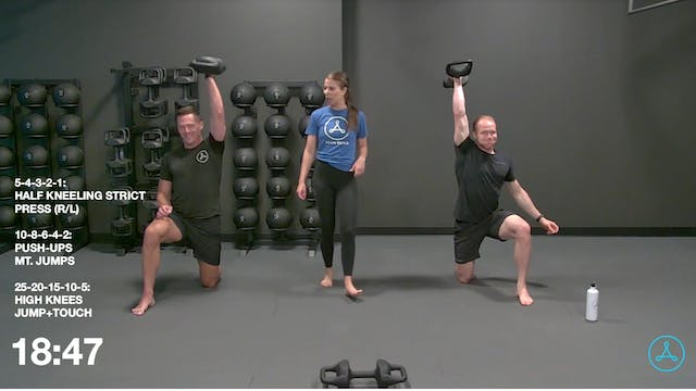 45-Minute Cardio with Coach Laura (07...