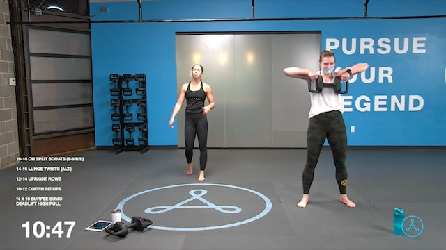 45-Minute Strength with Coach Christy (040221)