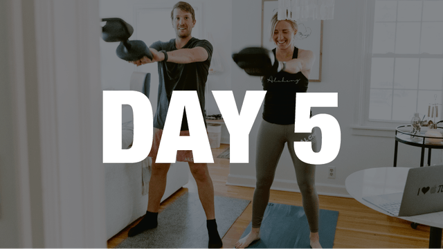 Day 5: 14-Day Jump Start Challenge (A10)