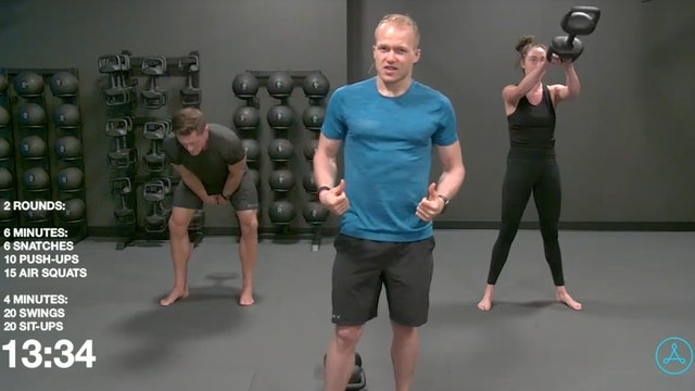 45-Minute Cardio with Coach Konnor (090120)