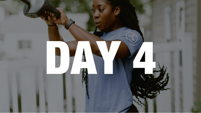 Day 4: 14-Day Jump Start Challenge (A10)