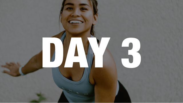 Day 3: 14-Day Jump Start Challenge (A20)