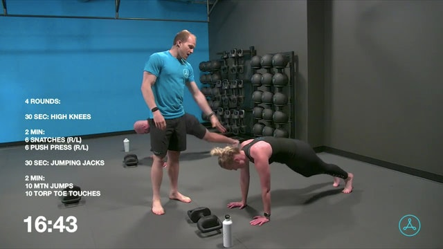 45-Minute Cardio with Coach Konnor (072320)