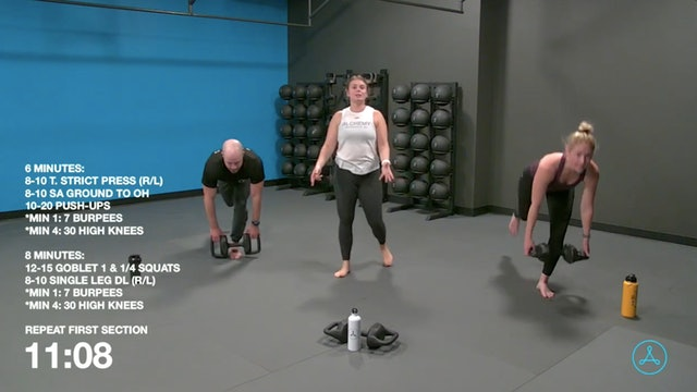 45-Minute Strength with Coach Rachel (100320)