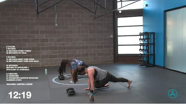 45-Minute Strength with Coach Victori...