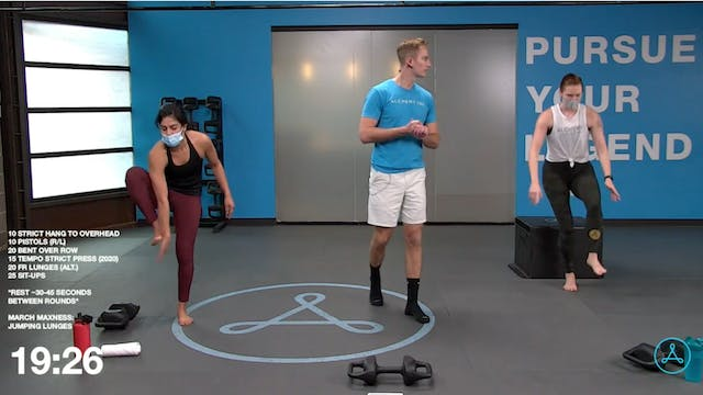 45-Minute Strength with Coach Chris (...