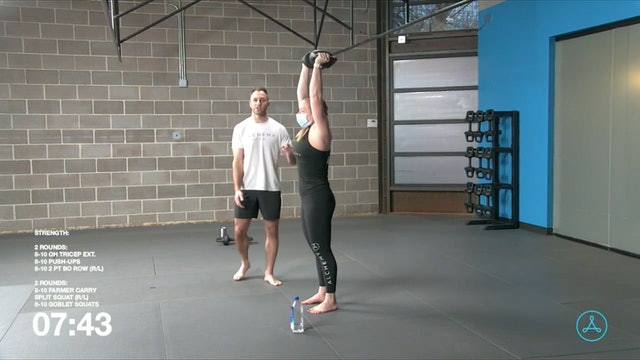 30- Minute Strength with Coach Tyler (122820)
