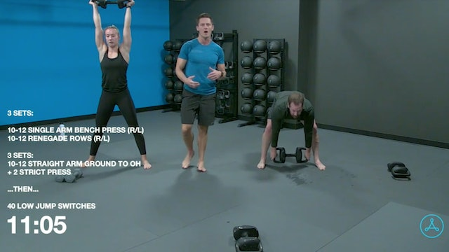 45-Minute Strength with Coach Brock (101320)